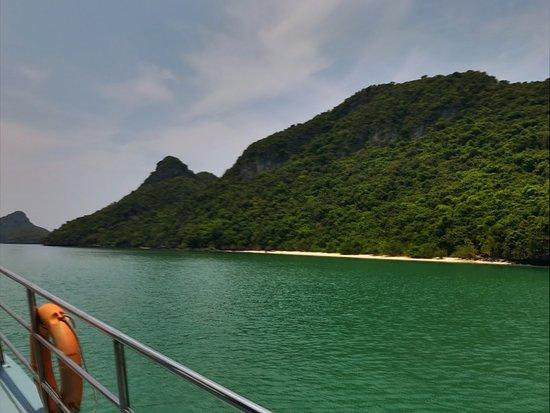 Samui Island Tour: Ang Thong