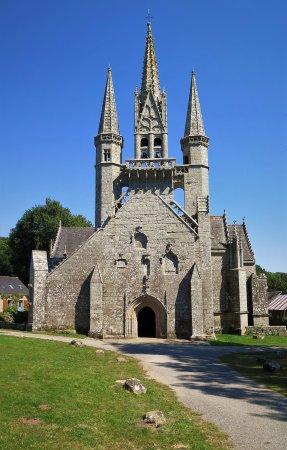 Le Faouet, France: Chapelle Saint-Fiacre