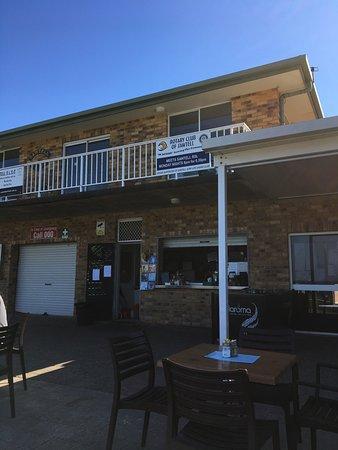 Sawtell Surf Club Cafe