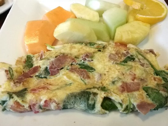 Nudy's Cafe: Tuscan Omelette