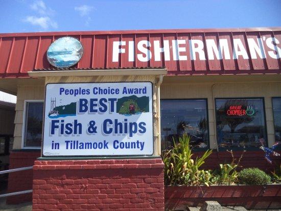 The fish place in Garibaldi