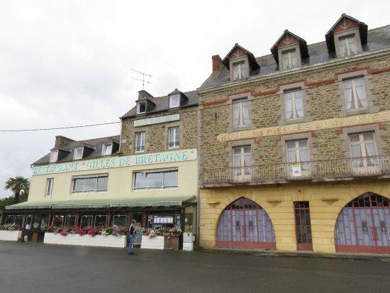 Gilles de Bretagne : Così si presenta il ristorante