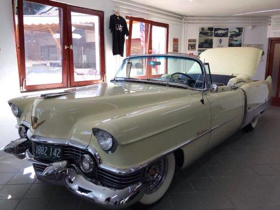 Cadillac Muzeum