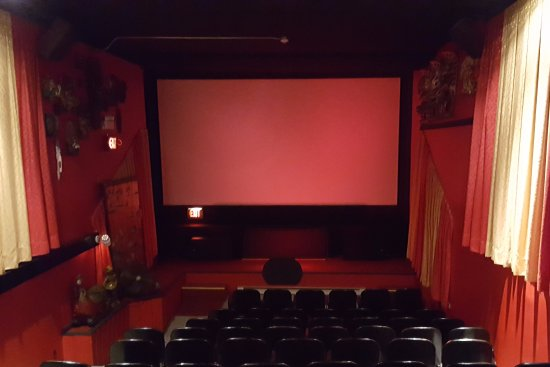 Kinmount, Kanada: Each of the 5 theatres boasts character, charm and attention to every last detail!