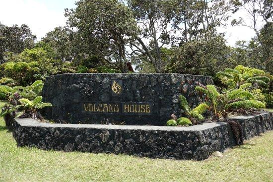Gambar Volcano House