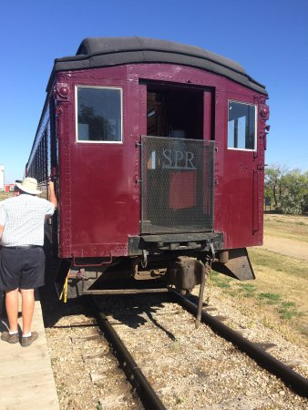 Southern Prairie Railway Photo