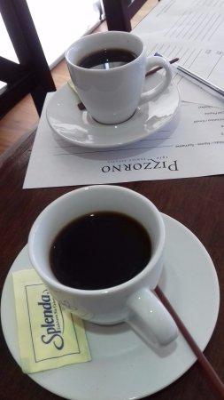 Pizzorno Family Estates: El cafecito de bienvenida