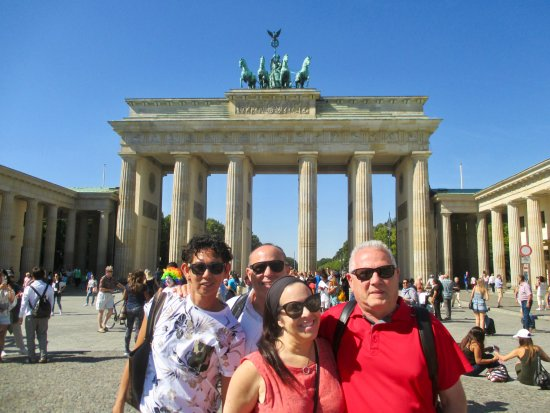 The Berlin Experts- Walking Tours: The four of us