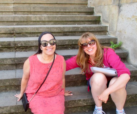 The Berlin Experts- Walking Tours: Noreen and Heather