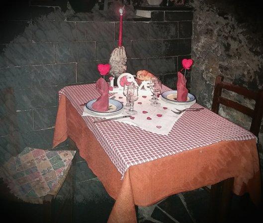 "Leivi, Italy: A richiesta Tavoli ""super romantici""."