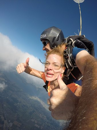 Skydive Newport: This picture just cracks me up!