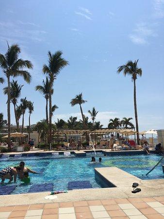 Hotel Riu Palace Cabo San Lucas: Pool View