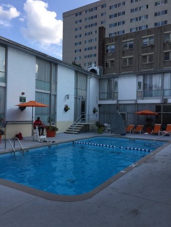 The Midtown Hotel: Hotel pool