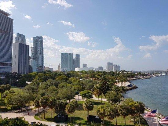 InterContinental Miami: A paisagem