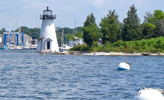 Whaling City Expeditions: Some of what you could see: Palmer Island Light Station