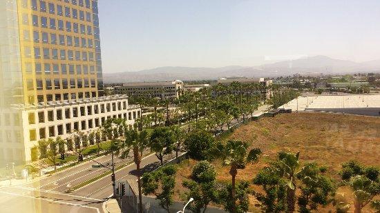 DoubleTree by Hilton Hotel Santa Ana - Orange County Airport: View