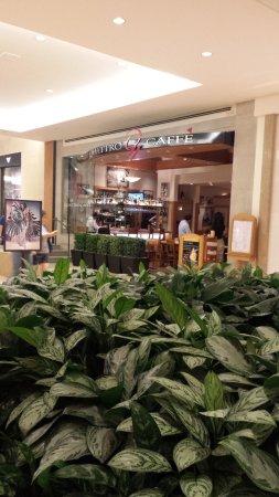 South Coast Plaza Quattro Cafe