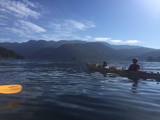 North Vancouver, Canada: Deep Cove Kayak