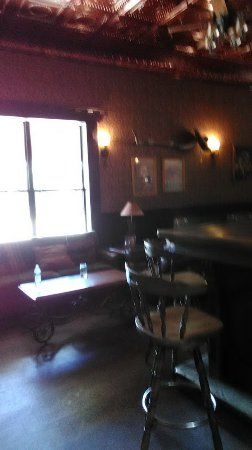 Tombstone Monument Ranch : Bar Area