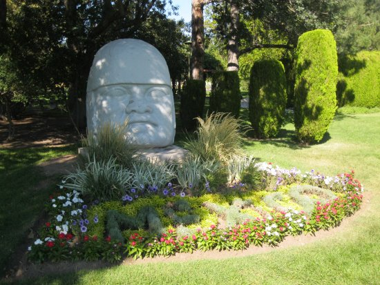 International Peace Gardens Mexico Section - Picture of ...