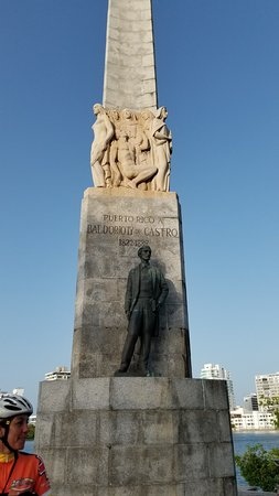 Rent the Bicycle : monument