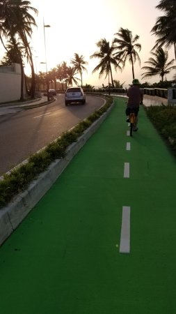 Rent the Bicycle : great bike paths