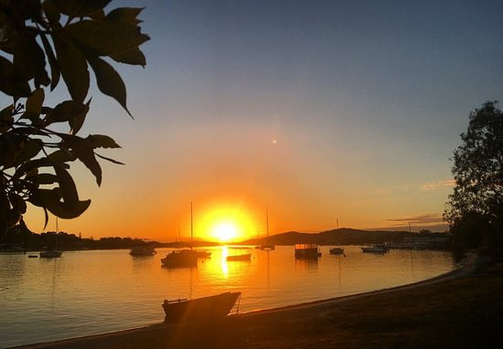 Noosaville, Australien: Heaven is....