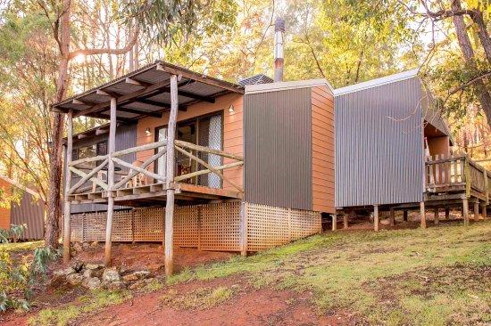Burekup, Αυστραλία: Lakeside cabin