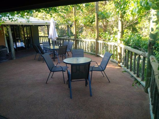 Burekup, Αυστραλία: Alfresco dining
