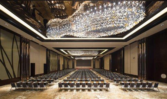 Changde, China: Grand Ballroom - Classroom