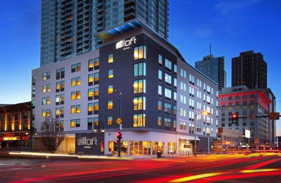 aloft denver downtown updated 2017 prices hotel. Black Bedroom Furniture Sets. Home Design Ideas