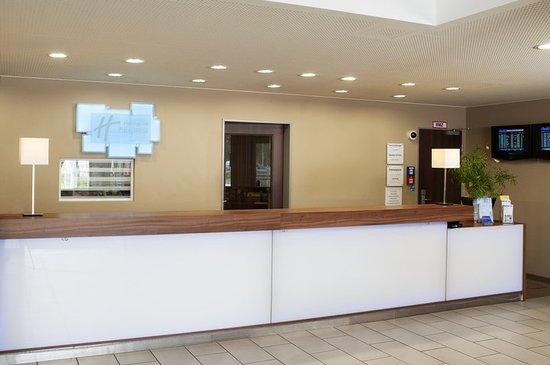 Hotel Holiday Inn Express Munchen Airport