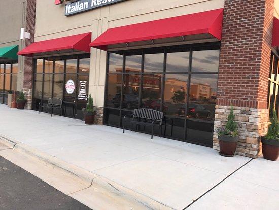 Albemarle, Carolina del Norte: Pizzantica Italian Restaurant