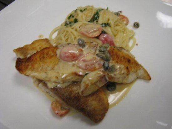 Albemarle, Carolina do Norte: Pizzantica Italian Restaurant