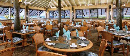 Saint Philips, Antigua: Restaurant