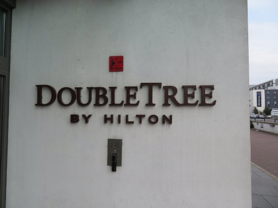 DoubleTree by Hilton London Heathrow: DoubleTree at LHR