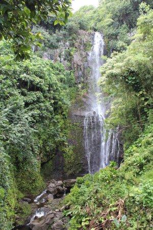 Paia, HI: 3 Bears Falls, Hana Highway