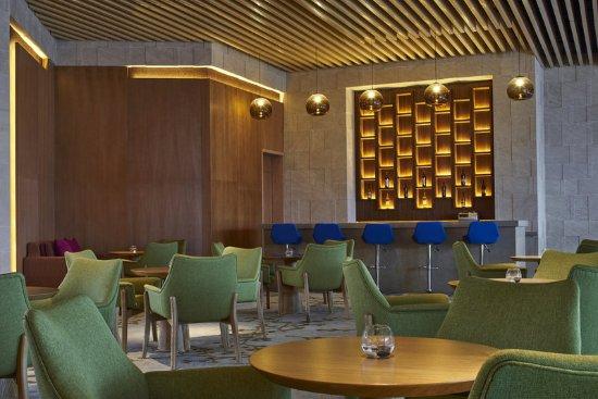 Pujiang County, China: The Lobby Lounge