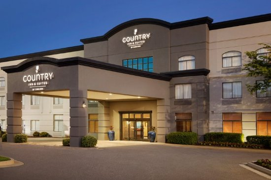 Country Inn & Suites Wolfchase - Memphis: CISCDTNExterior