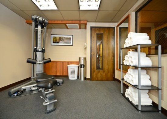 Butte, MT: Exercise facilities