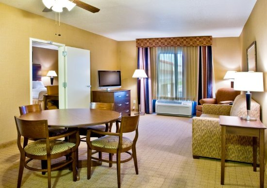 Holiday Inn Express Hotel & Suites Lake Placid: Executive Suite