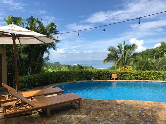 Маль-Паис, Коста-Рика: Casa Chameleon Hotel Mal Pais