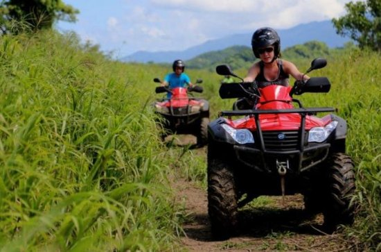 ATV Cave Excursion with a Small Group...