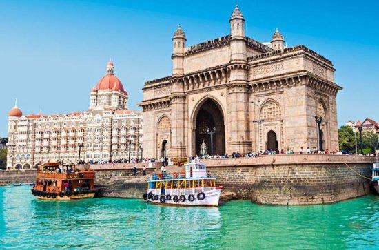 Viaje privado de dos días en Mumbai