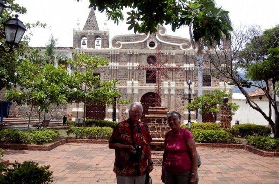 Santa Fe de Antioquia und Kaffee-Tour