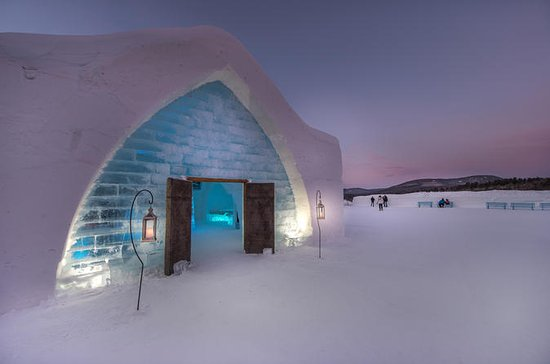 Ice Hotel Cocktail Package