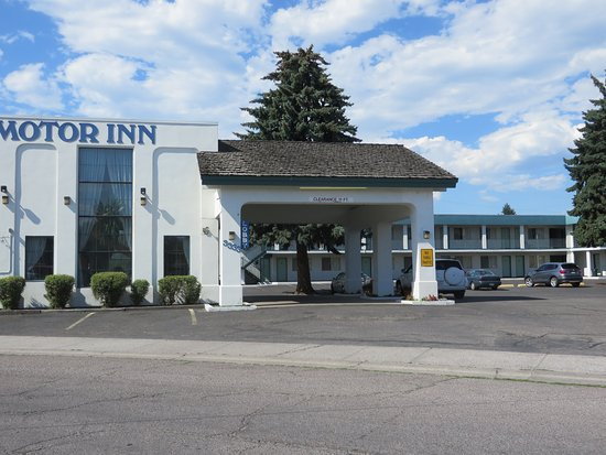 Brooks Street Motor Inn Missoula Mt Motel