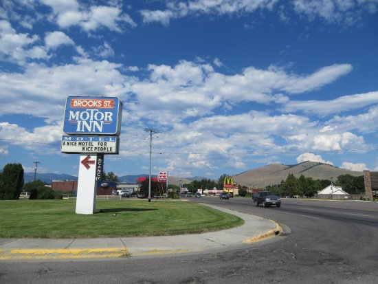 Brooks Street Motor Inn Missoula Montana Motel