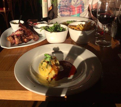 Restaurant le carreau dans bordeaux avec cuisine fran aise - Restaurant le carreau bordeaux ...