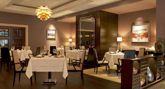 Lugal A Luxury Collection Hotel : Solfege Restaurant